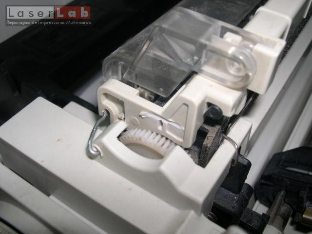 Sim... ainda é a mesma impressora - foi alvo de várias operações cirúrgicas :)))